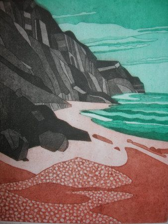 Stunning. John Brunsdon - a leading print maker and etcher based in Suffolk UK.