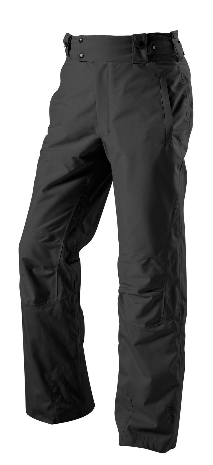 Pantalon de ski homme Aiguille Degré 7 noir