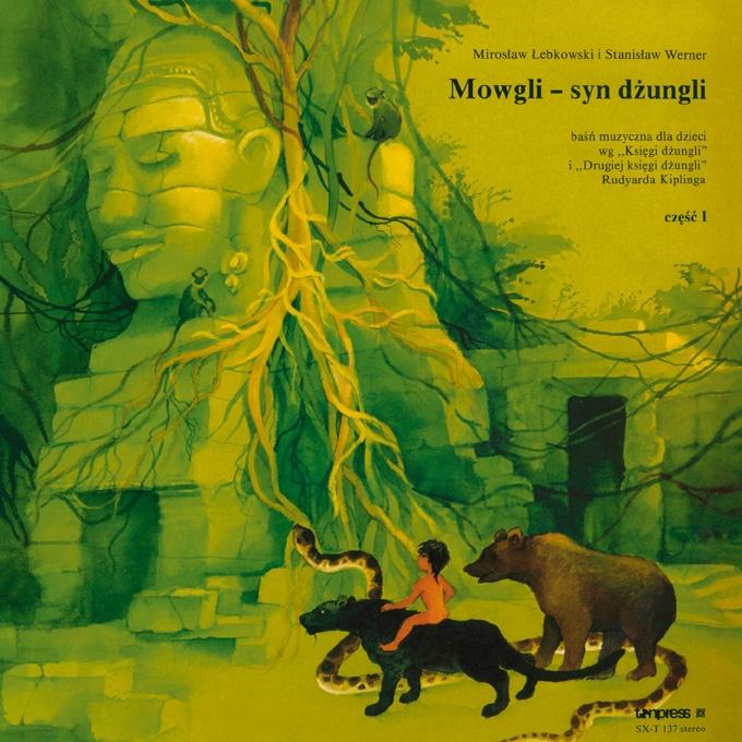"Bajki-Grajki nr 69 ""Mowgli - syn dżungli""    www.bajki-grajki.pl"