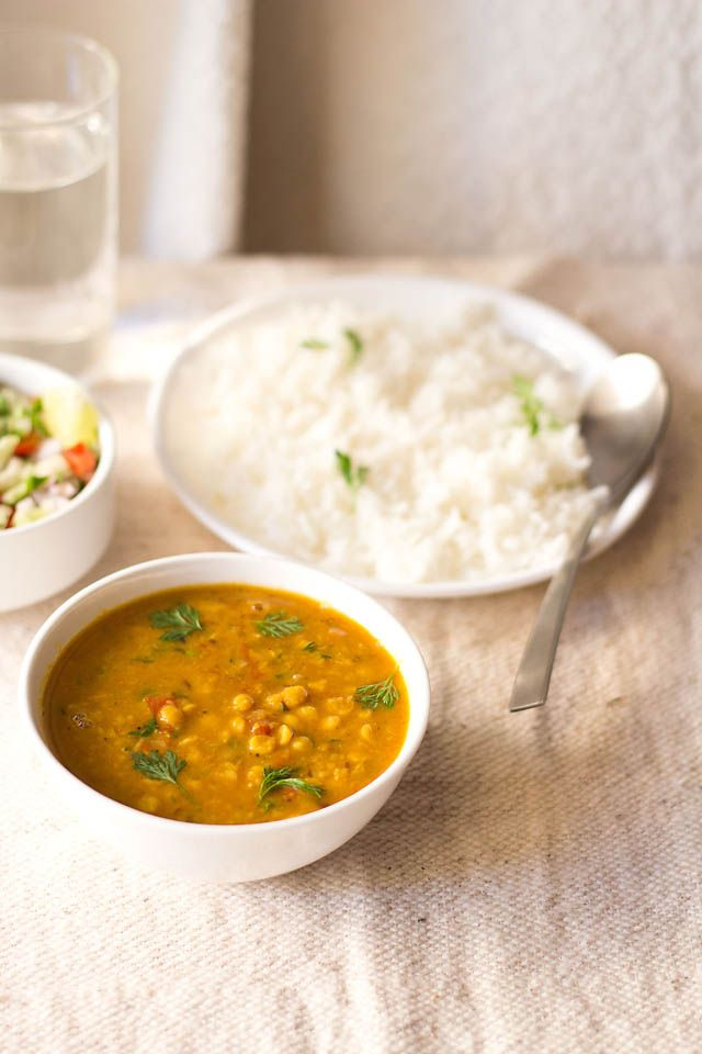 chana dal: chana dal recipe, north indian chana dal fry -- pressure cook 10 mins..amped up spices