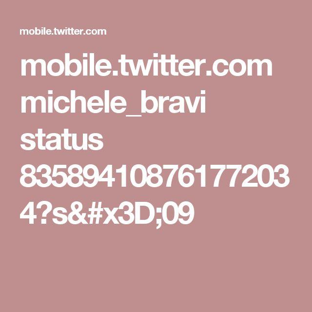 mobile.twitter.com michele_bravi status 835894108761772034?s=09