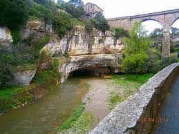 Image result for pont naturel minerve