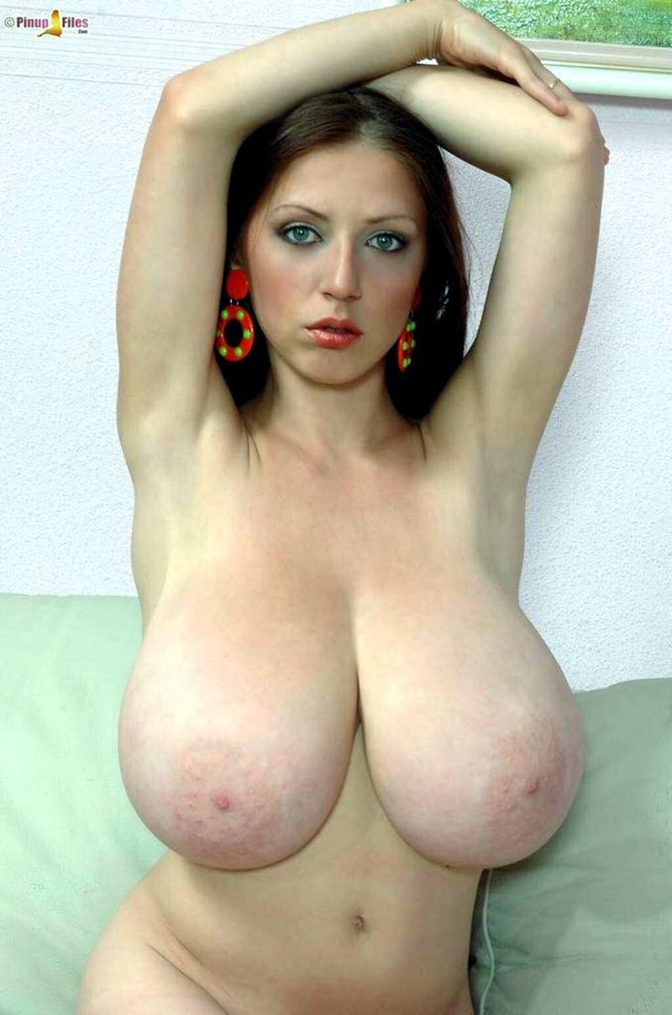 Amazing Tits Babe Makes A Guy Lucky