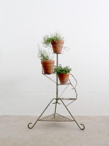 Vintage Plant Stand - 86 Vintage