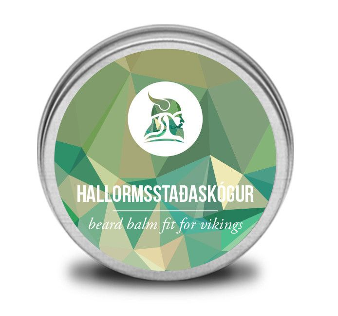 They say that if you get lost in an Icelandic forest just stand up. It is after the largest Icelandic forest this beard balm is named Hallormsstaðaskógur and to no surprise then that is exactly what you get. A tin of beard balm with a mix of tea tree, cedarwood and sandalwood, as woody and masculine as it gets.