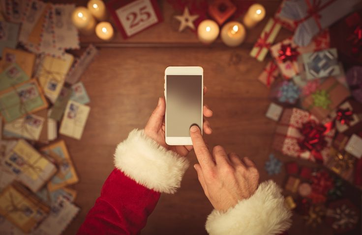 NORAD and Google Santa Tracker Apps Go Live for Christmas Eve