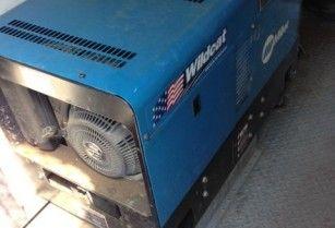 Welder Miller Wildcat 200 Gasoline Engine