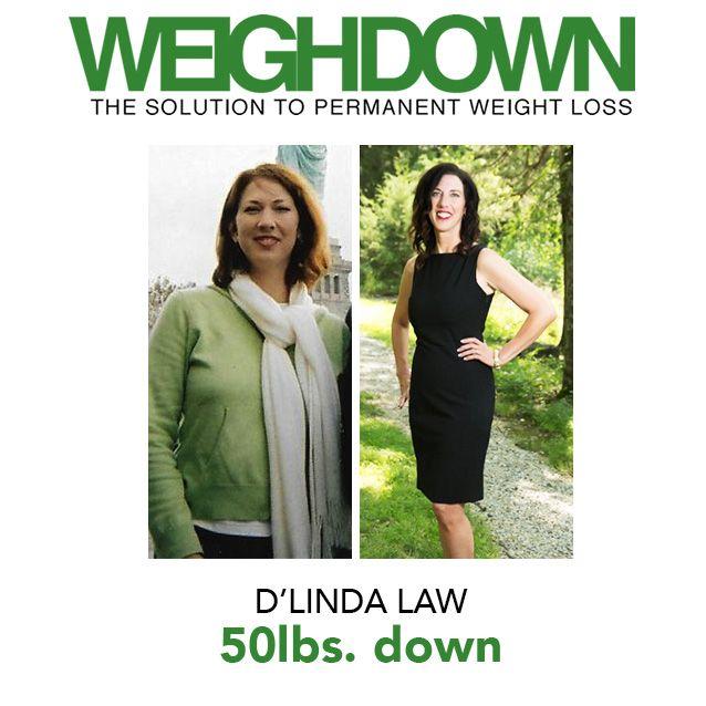 Julie carp weight loss