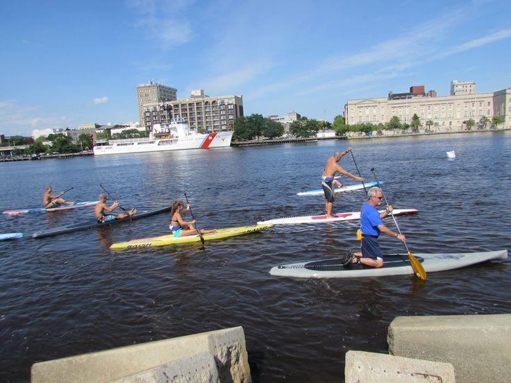 Brunswick WaterFest presented by Leland Tourism Development Authority at USS North Carolina Battleship on the Cape Fear River.