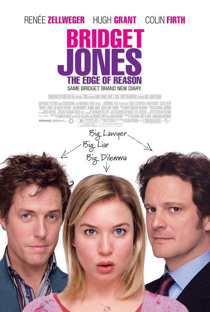 El diario de Bridget Jones: Sobreviviré - Bridget Jones: The Edge of Reason (2004)   Dulces torpezas... La treitañera Bridget Jones ha dejado de ser una solterona y ahora es feliz junto a un hombre...