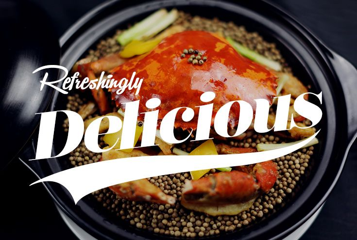 Feast in #Sanya is refreshingly delicious! #SanyaRepin #SanyaHeartstoHearts #whererefreshingbelongs #yummi #foodie