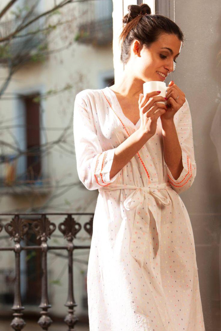 Good morning! enjoy today #homewear #woman #señoretta