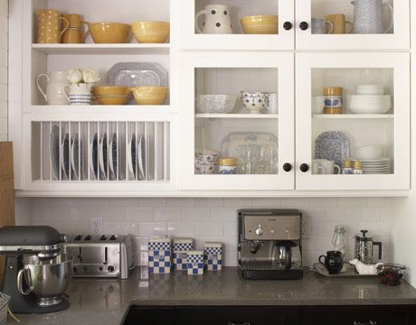 what to display in glass kitchen cabinets 1000 ideas about glass front cabinets on 28346