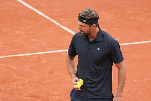 Goran Ivanisevic French Open 2016