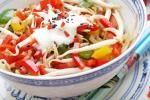 recette salade miceur soja surimi