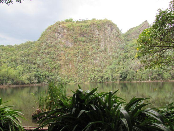 Laguna El Tabacal, Municipio de La Vega - Cundinamarca. Colombia