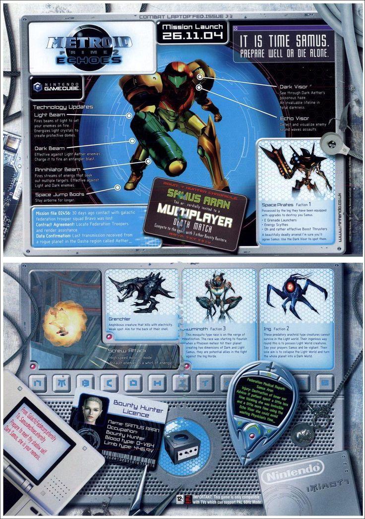 Metroid Prime (Gamecube)—http://www.megalextoria.com/forum2
