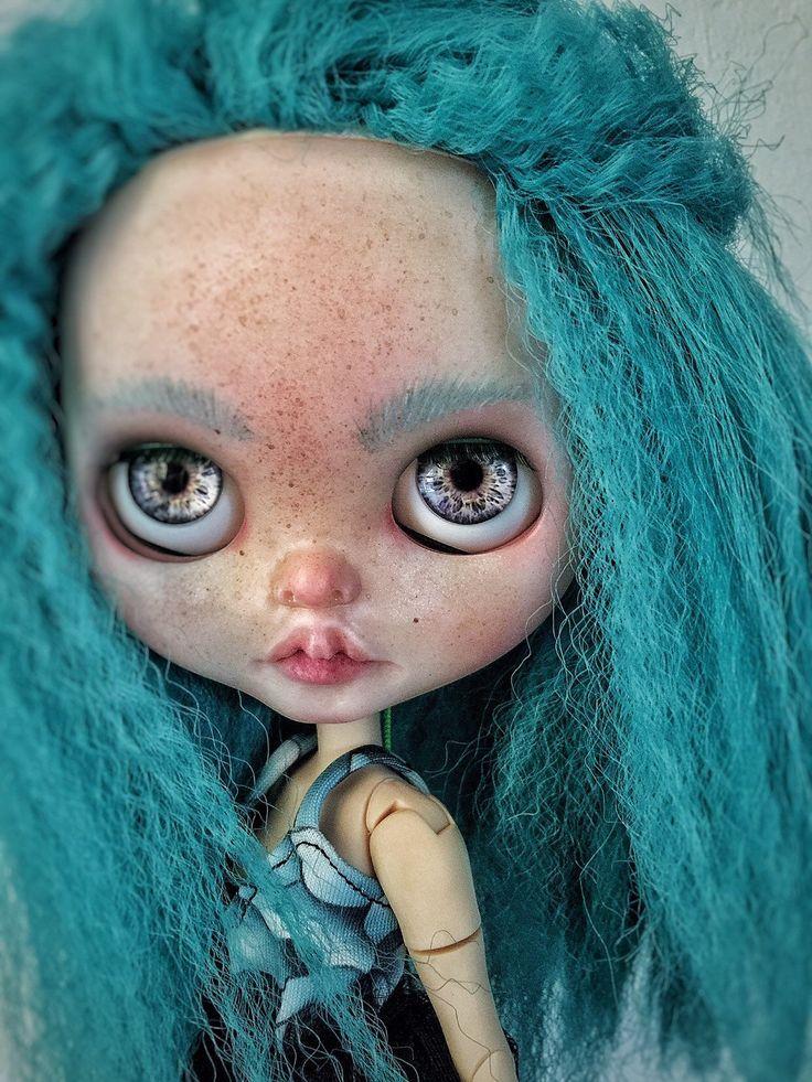 Niloufar ~ Blythe Doll ~ Custom Doll ~ Art Doll ~ …
