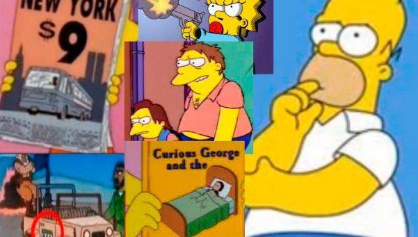 Las increibles Predicciones de los Simpsons