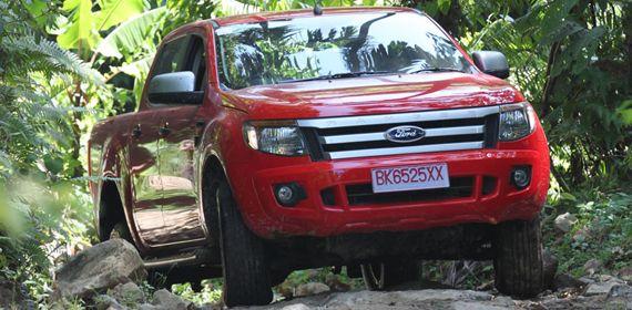 Форд Рейнджер 2013: цена, отзывы, характеристики