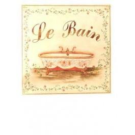 Le Bain Sign £12