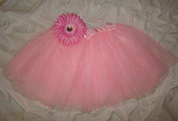 SVĚTLE RŮŽOVÁ - Tutu baletní sukně, sukýnka taneční z měkkého tylu vhodná úplně ke všemu. > varianta SVĚTLE RŮŽOVÁ > UNI