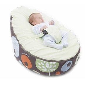 Doomoo baby beanbag and seat