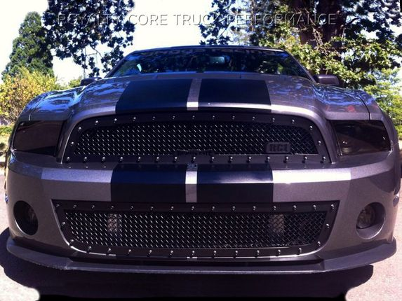 Ford Mustang 2010-2012 RC1 Classic Grille from Royalty Core. Available at No Limits Motorsport! (269) 225-1111