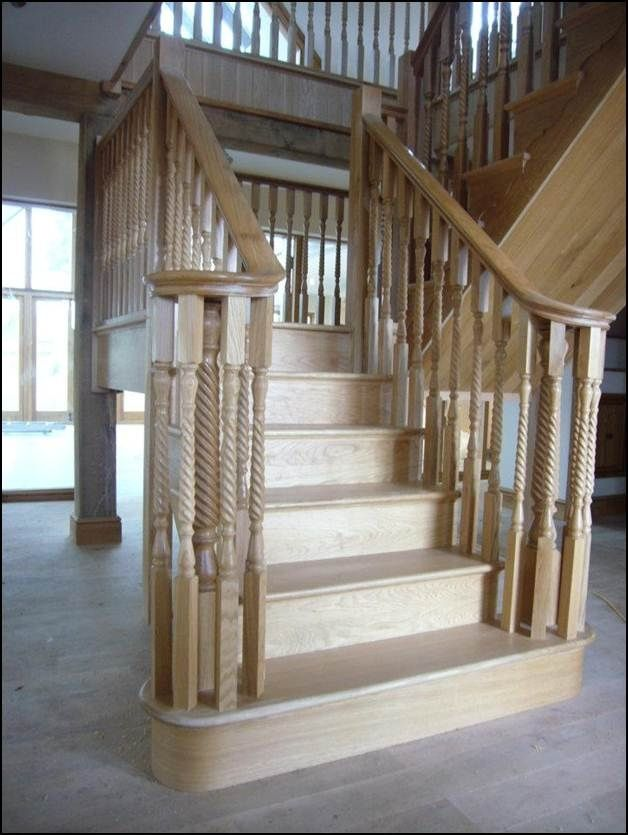 Best 58 Best Oak Staircases Bespoke Staircases Images On 400 x 300