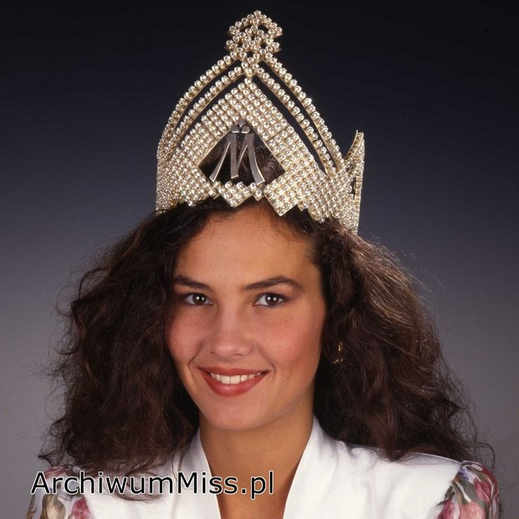 Agnieszka Pachałko #MissPolski 1993 #winner #najpiekniejszapolka #themostbeautifulgirl #misspoland #crown