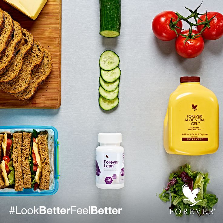 Want to show off your healthy meal? Use the hashtag #LookBetterFeelBetter on Twitter, Instagram and Facebook to win awesome prizes from Forever!