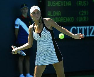 Joe Dorish Sports: Photos of Grand Slam Tennis Champion Alona Bondare...