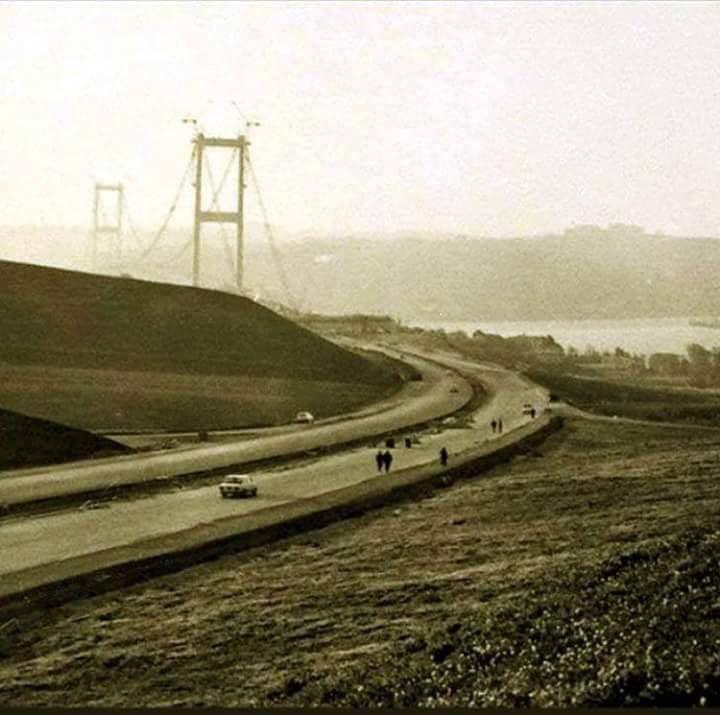 1973 Boğaziçi Köprüsü #istanbul