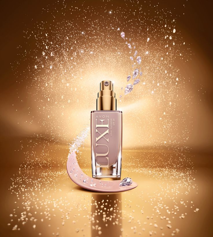 AVON Luxe Collection on Behance