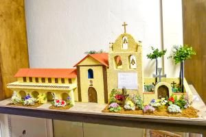 Quick Guide to Mission Santa Ines: for Visitors and Students: Santa Ines Mission Model