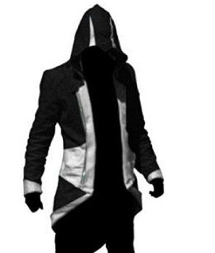 TEENTAGE Assassin's Creed 3 Connor Kenway Hoodie Jacket