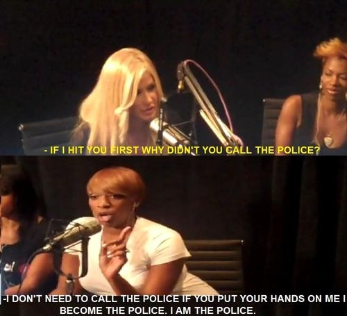 Oh Nene Leakes, you just make me laugh.