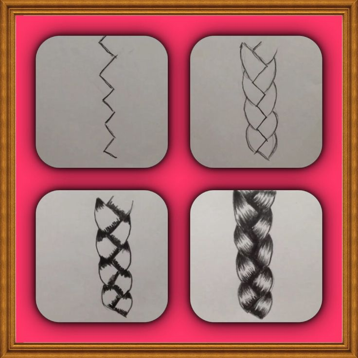 how to draw plaits easy