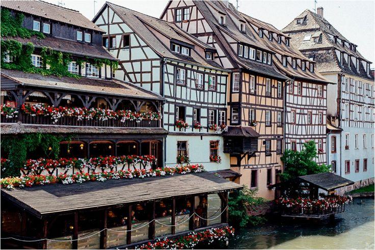 Tagesausflug nach Strassburg-Frankreich