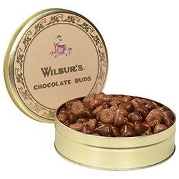 WILBUR CHOCOLATE - The Original Kiss!!!