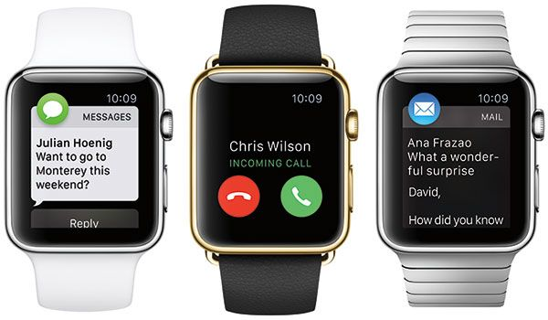Apple Watch Sales Sink