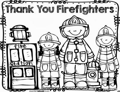 firefighter heroes coloring pages - photo#26
