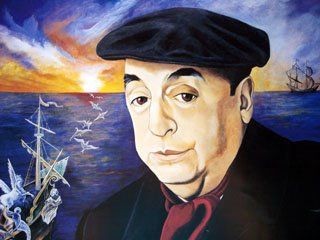 """Pablo Neruda - """" I'LL Explain Some Things """" & """" Ode To A Book """""""