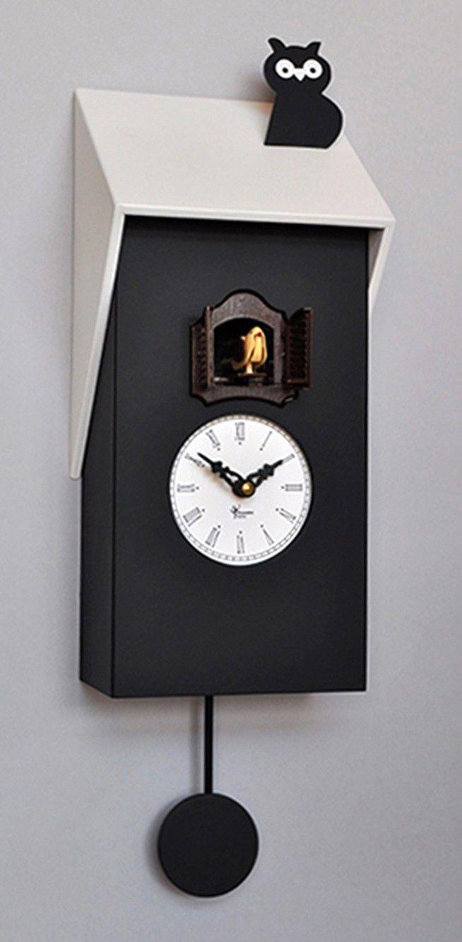 #civette #civetta #legno #orologi  #cucu #moderno #design #arredo #arredamento #cameretta #bambini #comprocomodo