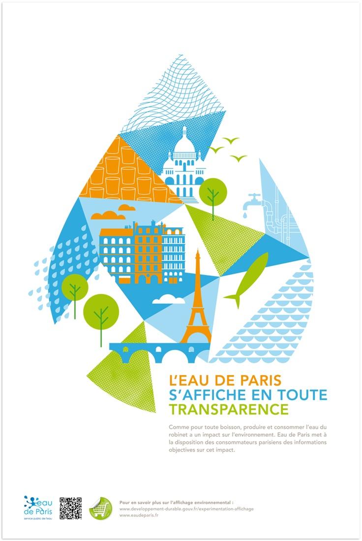 EAU DE PARIS by Supercinq