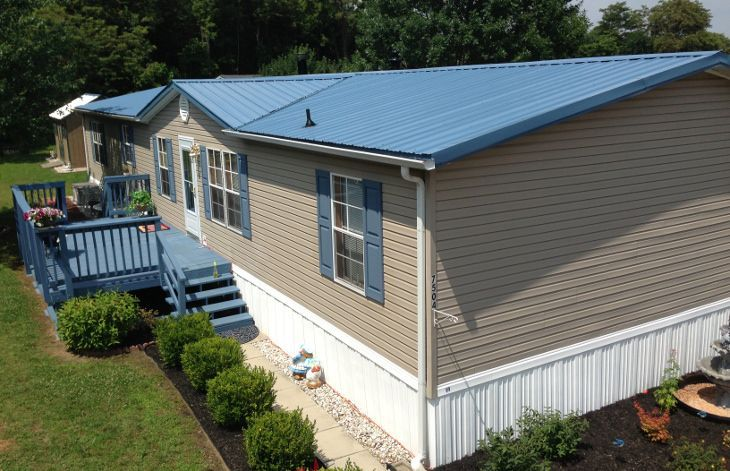 Guide On How To Repair Your Roof Mobile Home Roof Mobile Home Roof Repair