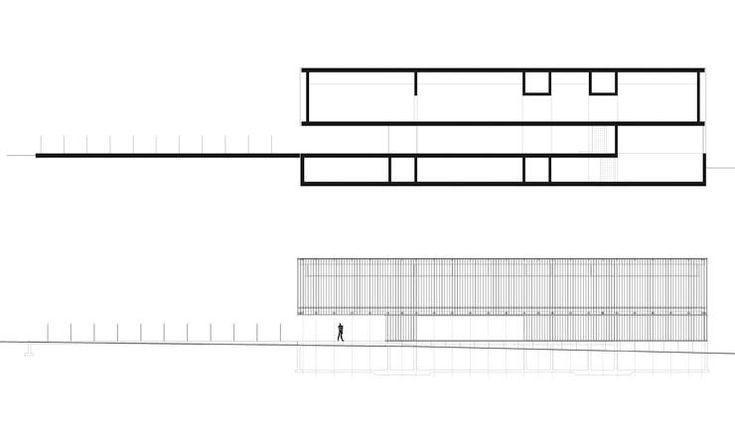 Durisch Noll + Max Museo 2003-2005, Chiasso