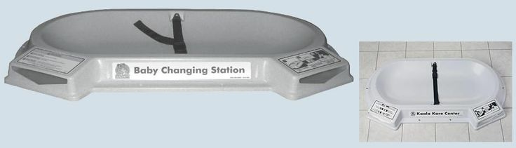 KB112-01CT Counter Top Baby Change Station