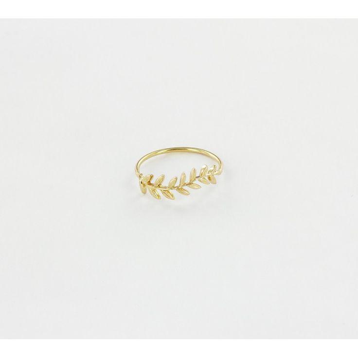 Bague joailleire Rameau or – Créateur paris bijoux Medecine Douce – Bijoux joaillerie