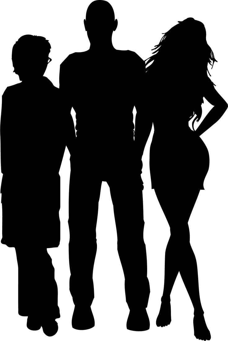 people silhouettes_8